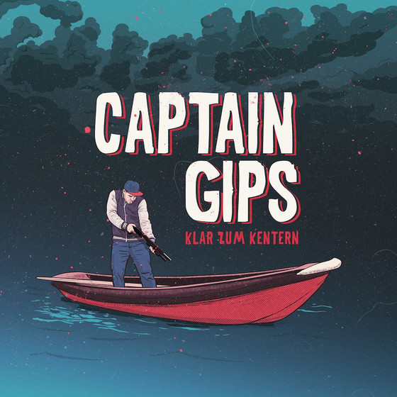 Captain Gips - Klar zum Kentern Vinyl LP 12