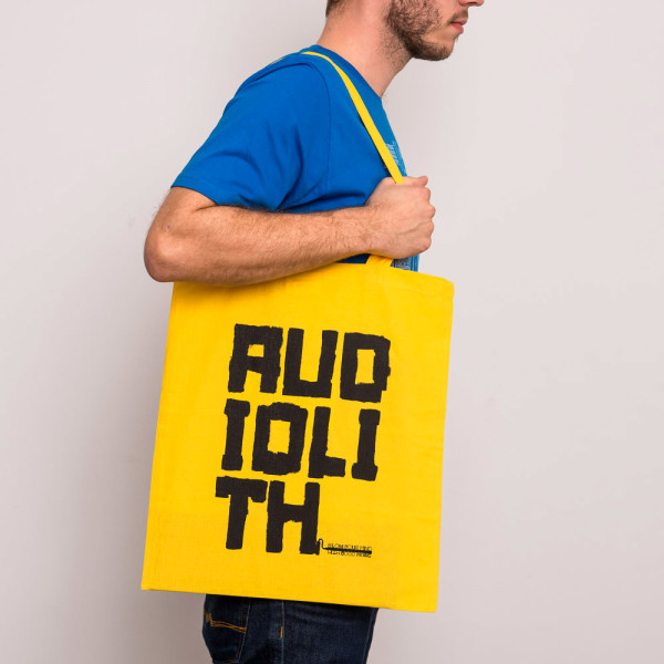 Audiolith - Blockrolle Bag