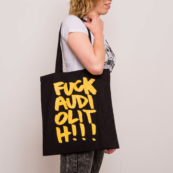 Audiolith - Fuck Audiolith Bag