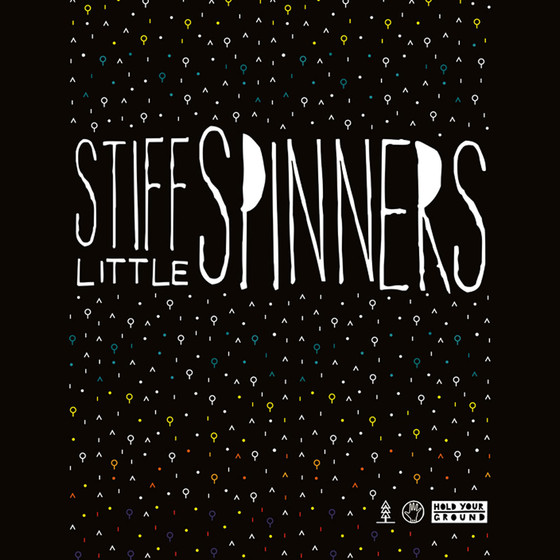 Audiolith - Stiff Little Spinners 9 & 10 Poster