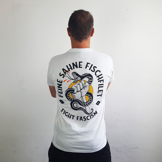 Feine Sahne Fischfilet - Fight Fascism Unisex Shirt 4XL