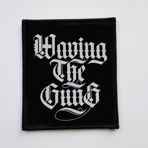 Waving the Guns - Kalligraphie Patch