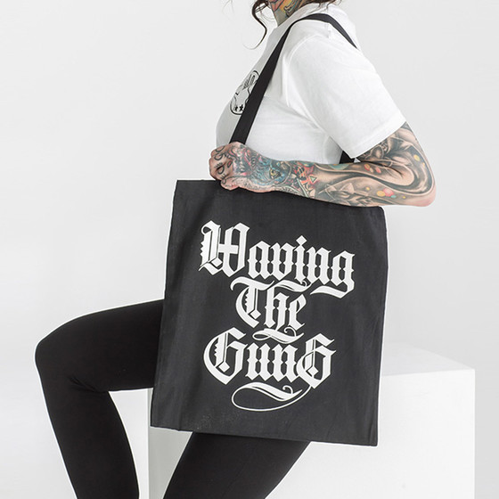 Waving the Guns - Kalligraphie Bag