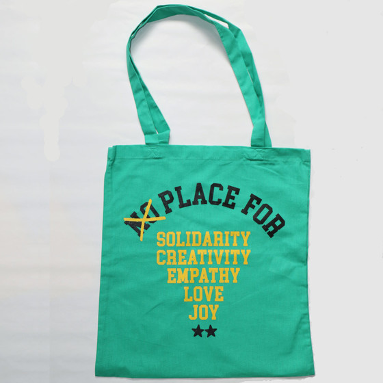 Audiolith - Solidarity Bag