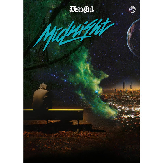 DiscoCtrl - Midnight Poster