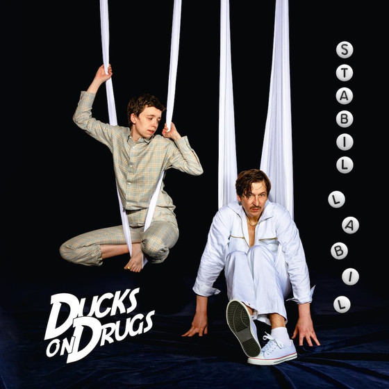 Ducks On Drugs - Stabil labil 12 Vinyl LP