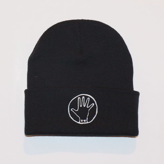 Audiolith - Rough Reloaded Beanie navy