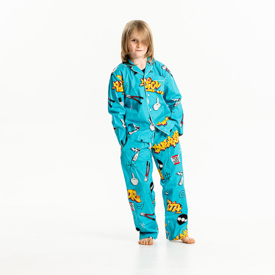 Lousy Livin - Unity Collaboration Kids Pyjama