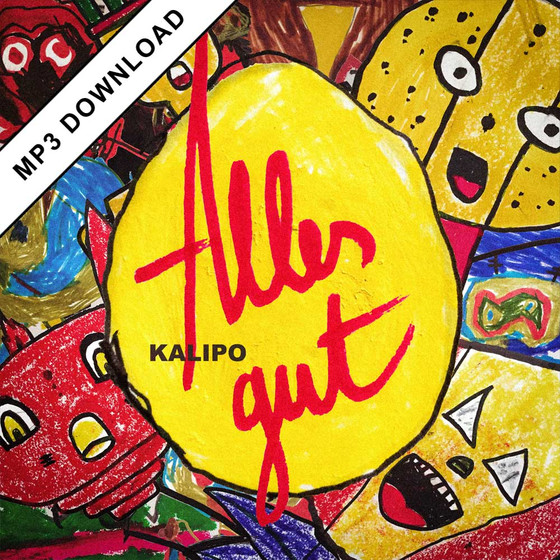 Kalipo - Alles gut mp3 Download EP