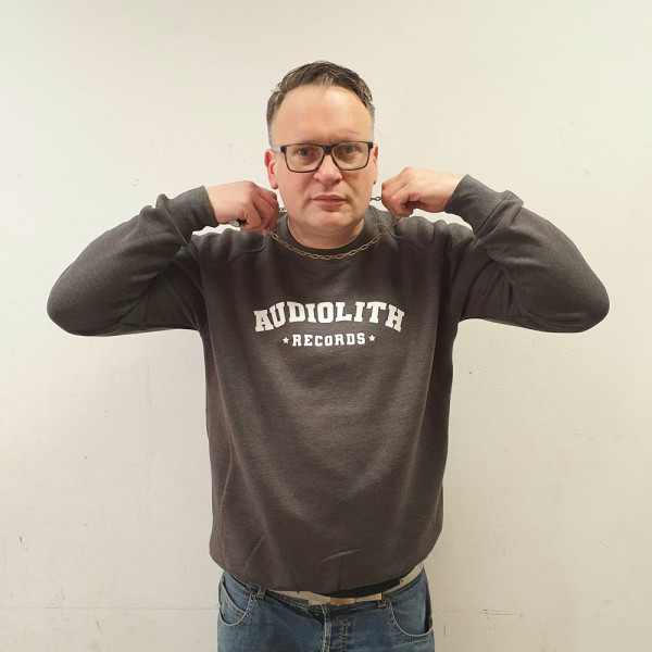 Audiolith - College Unisex Sweatshirt 3XL