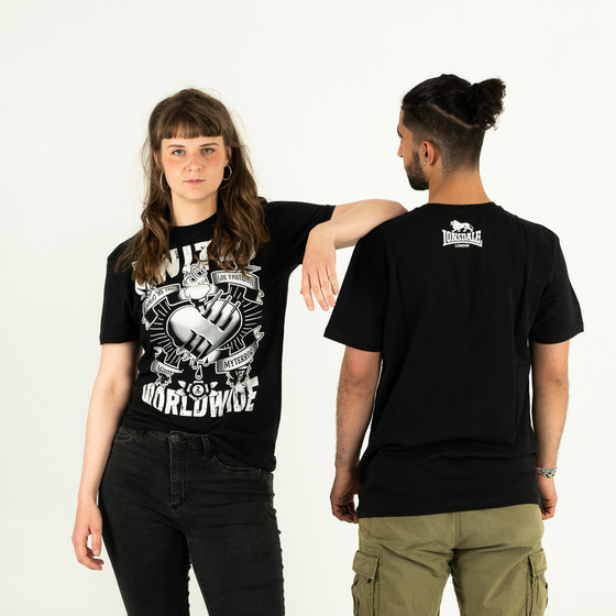 United Worldwide Vol.2 - Lonsdale Collabo Unisex Shirt L