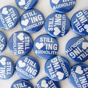Audiolith - Still Loving Button