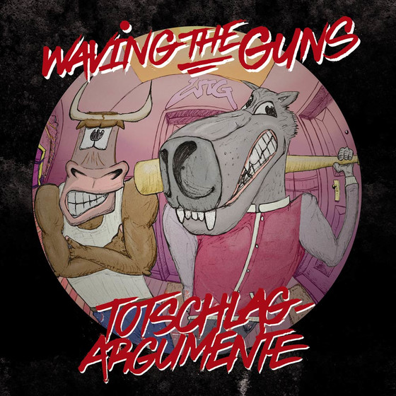 Waving the Guns - Totschlagargumente LP Vinyl 12